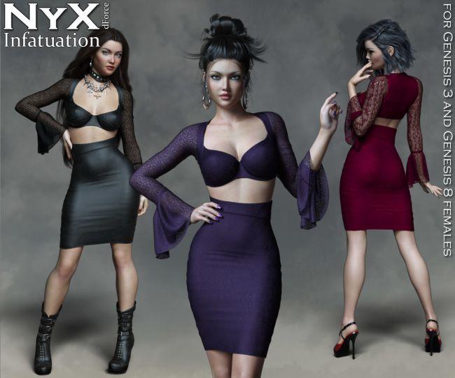 NyX dForce Infatuation