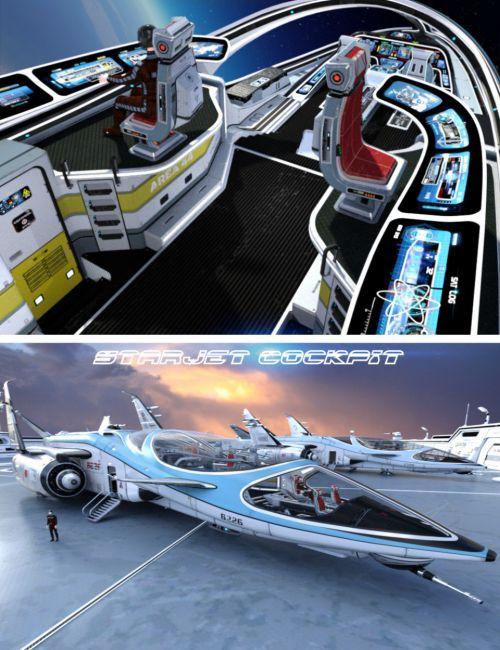 StarJet Cockpit