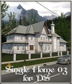 Single Home 03 for DS