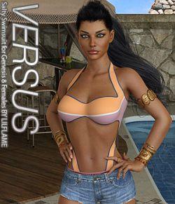VERSUS - Salty Swimsuit for Genesis 8 Females