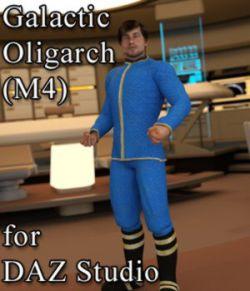 Galactic Oligarch M4 for DAZ Studio