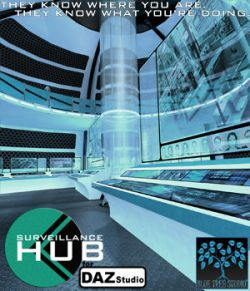 Surveillance Hub for Daz Studio