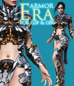 Era Armor for G3 females and G8 females
