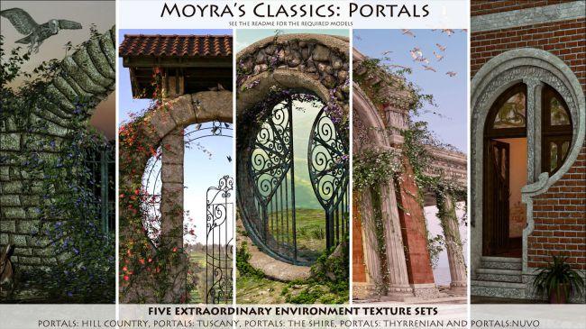 Moyra's Classics - Portals