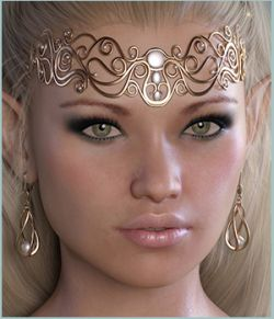 GDN Magic Twirl Jewelry for Genesis 8 Females
