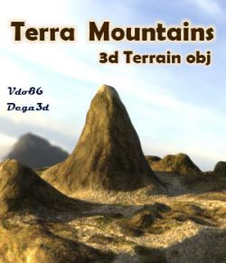Terra Mountains - Extended License