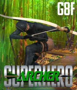 SuperHero Archer for G8F Volume 1
