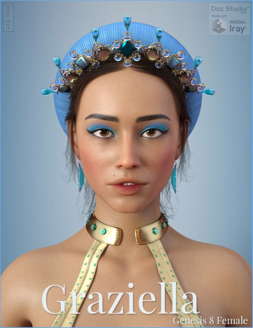 MYKT Graziella for Genesis 8 Female