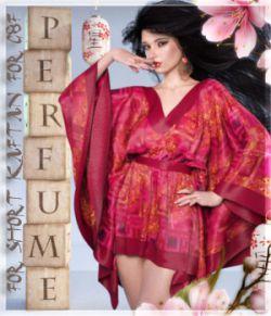 Perfume Short Kaftan G8F