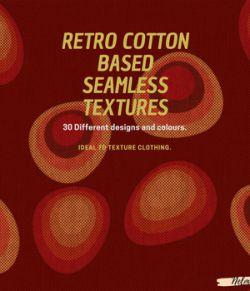 30 Retro Cotton Based Seamless Textures