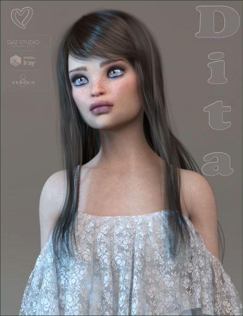 TDT-Dita for Genesis 8 Female