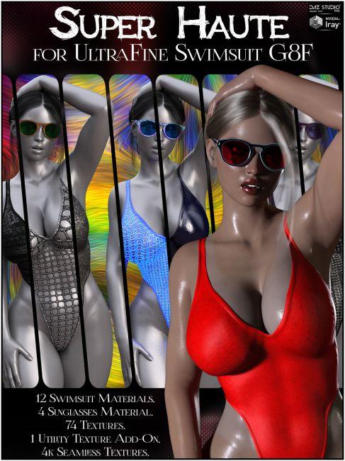 Super Haute for UltraFine Swimsuit G8F