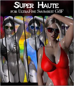 Super Haute for UltraFine Swimsuit G8F