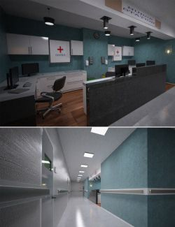 TS Hospital Nurse Station