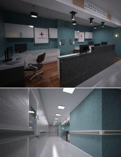 TS Hospital Nurse Station