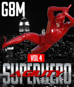 SuperHero Agility for G8M Volume 4