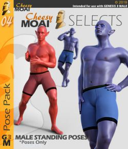 Cheesy Moai Selects v01 : By CheesyMoai for G3M