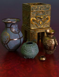 Chinese Artifacts