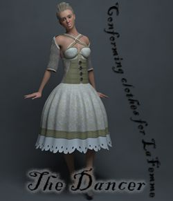 The Dancer Clothes for LaFemme
