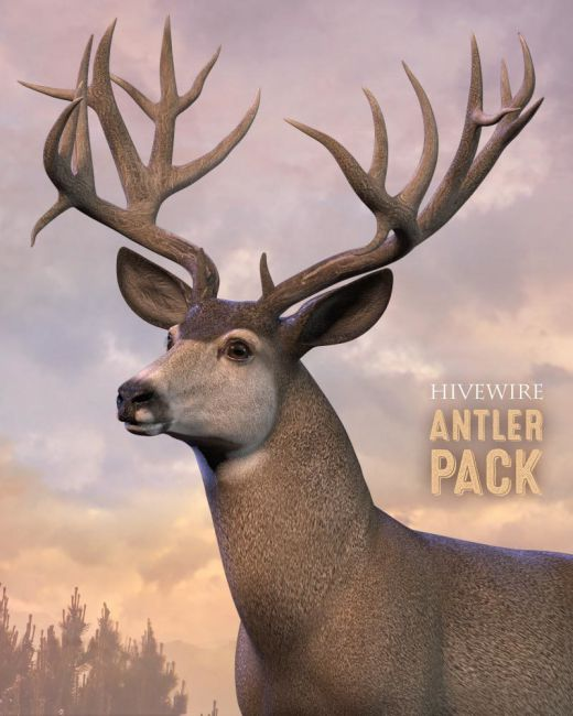 HiveWire Antler Pack