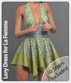 Lory Dress & 10 Styles for La Femme