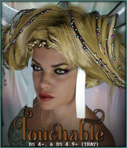 Touchable Fantasy Hair