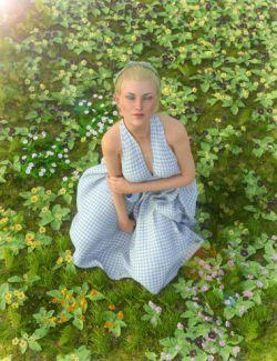 Wild Flowers Vol 8- Wild Primrose