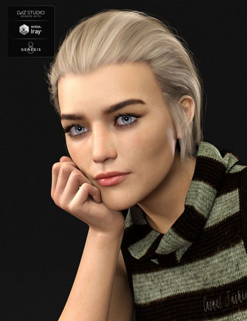Madison HD for Genesis 8 Female