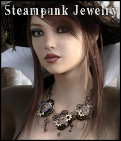 Steampunk Jewelry for G3/G8, LaFemme and V4