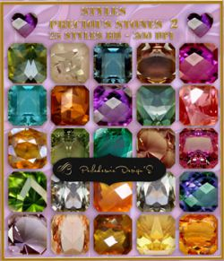 Styles Prcious Stones 2