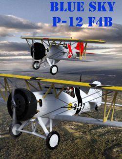 Blue Sky P-12 F4B