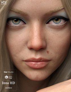 Inna HD For Genesis 8 Female