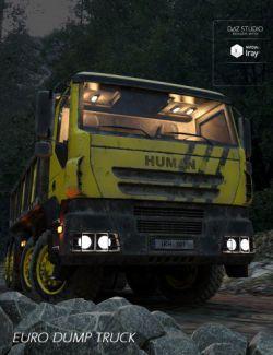 Euro Dump Truck