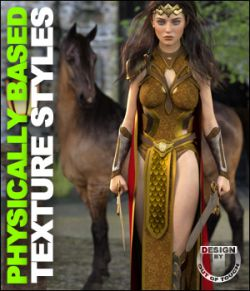OOT PBR Texture Styles for Warrior Queen