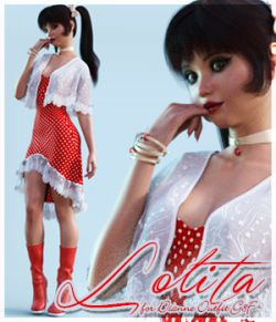 Lolita Dianne Outfit G8F