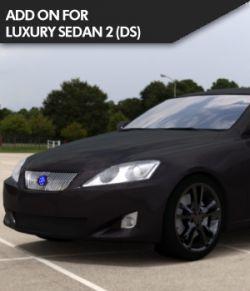 Add On for Luxury Sedan 2 by VP