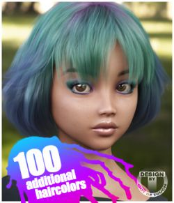 Lizanna Hair Texture XPansion