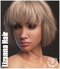 Lizanna hair for LaFemme