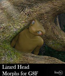 Lizard Head Morphs for G8F