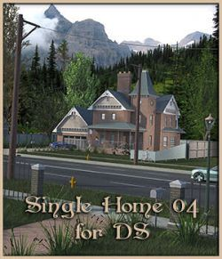 Single Home 04 for DS