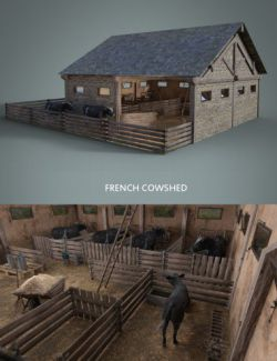 French Cowshed