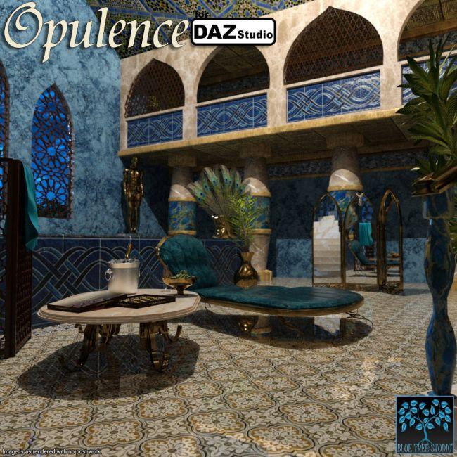 Opulence for DAZ Studio