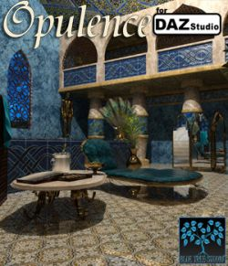 Opulence for DAZ Studio