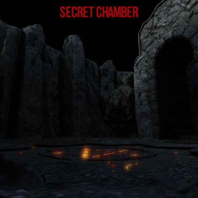 Secret Chamber for DS Iray