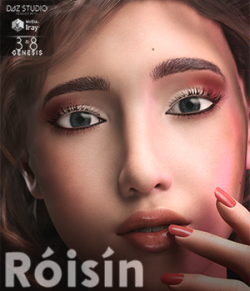 Roisin for Genesis 3 and 8 Females