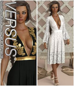 VERSUS - SpringFling dForce dress for G8F