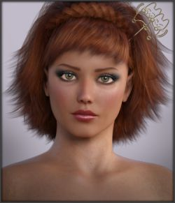 Krazy Kats Hairpins V4