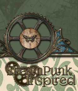 Steampunk Inspired 4