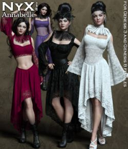 NyX dForce Annabelle Dress