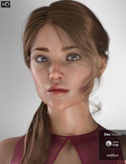 Hebe HD for Genesis 8 Female